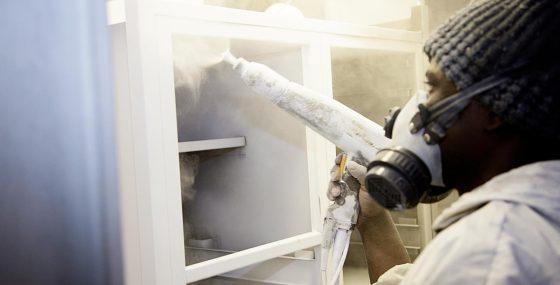 Powder Coating | Edrich Engineering 3